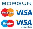 Borgun - Online bankkártyás fizetés